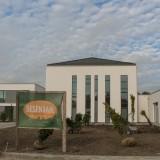 Trauerzentrum im Bau