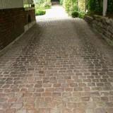 Granitmittelpflaster