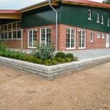 Terrassenanlage Reitstall