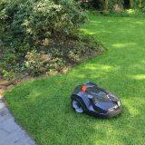 Automatisierte Gartenpflege