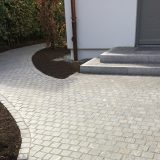 Klein Granitpflaster